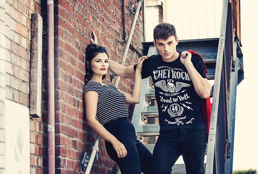 Shop Chet Rock T-shirts